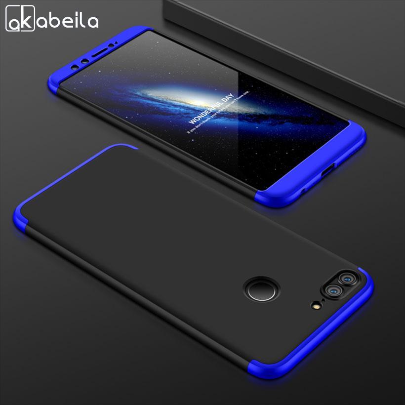 Защитный чехол Akabeila для телефона Huawei Y6, Prime 2018, honor 7C, Honor 7A, Mate, Nova – купить по низким ценам в интернет-магазине Joom