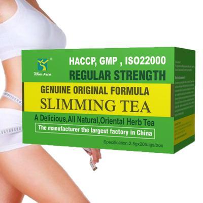 Slimming Tea Effective Green Tea Blended Rich In Tea Polyphenol Herbal Remedy