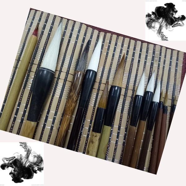 High Quality Calligraphy Pen Brushwork Chinese Painting Set Writing Brush
