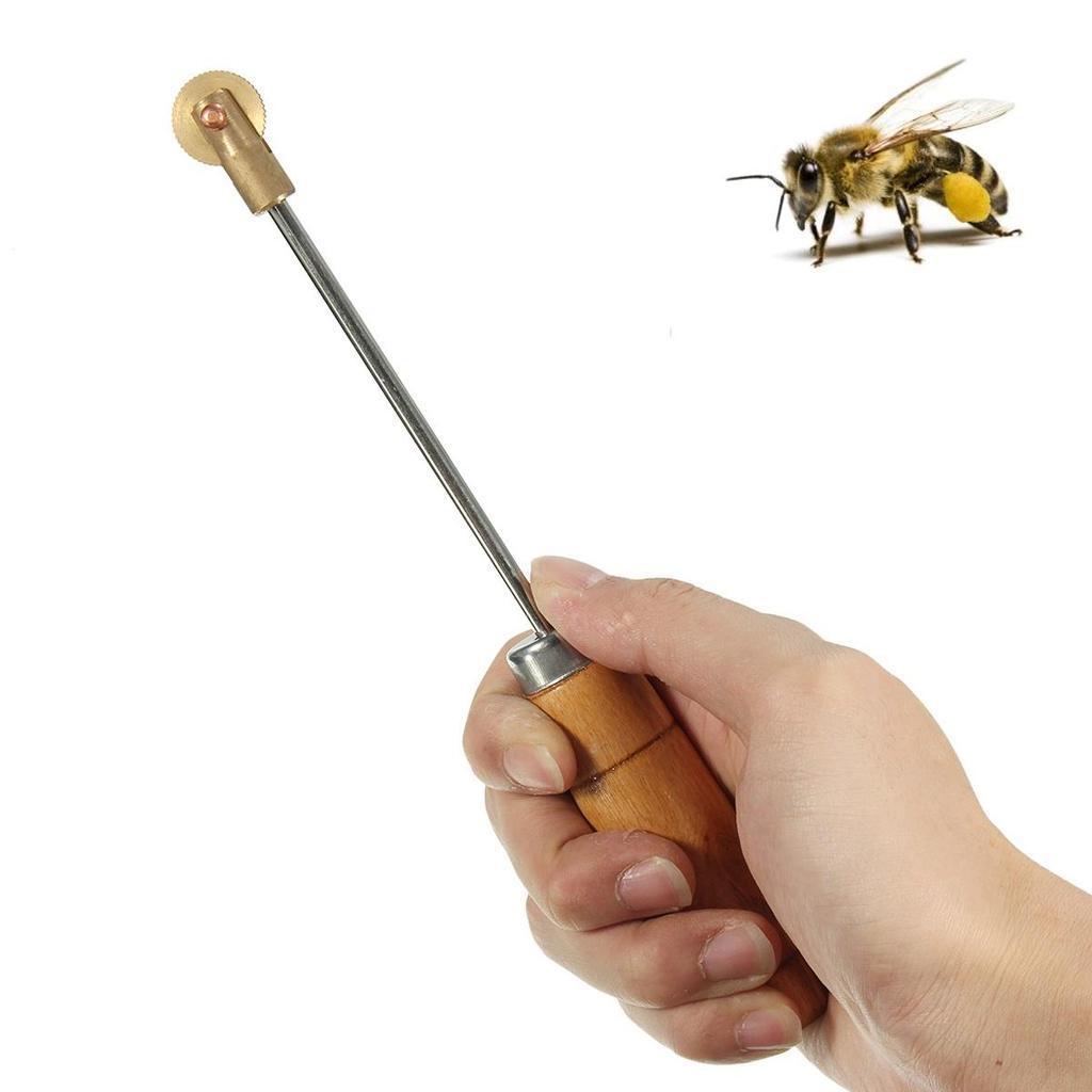 Imker Bienenstock Rahmen Wachs Einbetter x 2