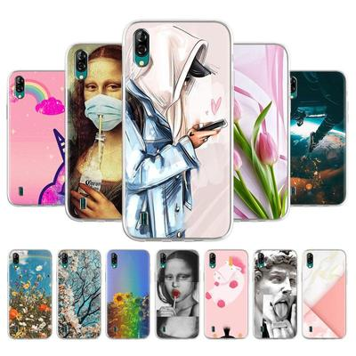 Soft TPU Phone Case For Blackview A60 Case For Blackview A60 6.1 Inch Silicone Phone Cover Anti-fall Bumper Back Shell Protection Fundas Coque