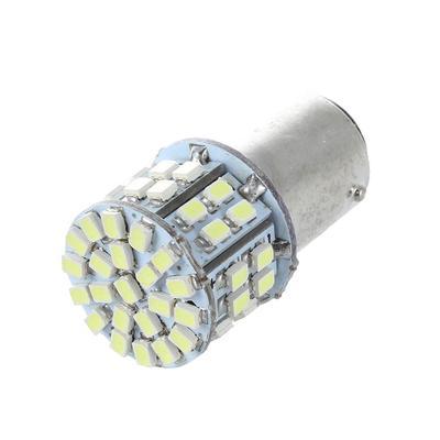 SODIAL 8mm 5V Auto LED Pannello Dash Pilota Lampada di indicatore luminoso di avvertimento Verde R
