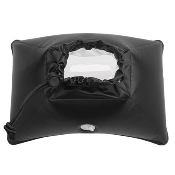 Vello Universal Inflatable Softbox for Hot Shoe Flashes