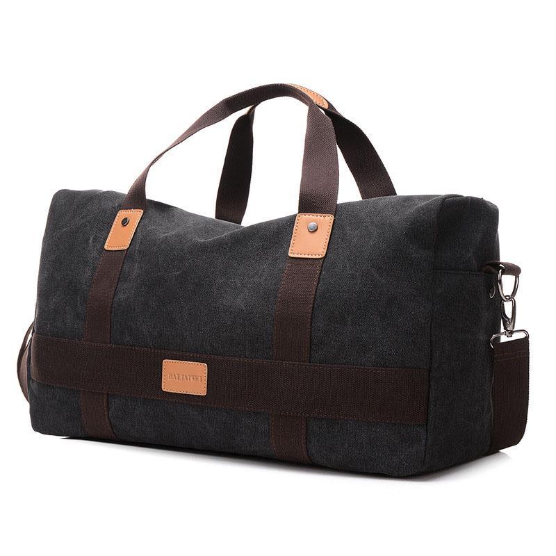 5b17924b958b BAIJIAWEI Мужская большая вместительная сумка под ноутбук и для путешествий  в стиле кэжуал