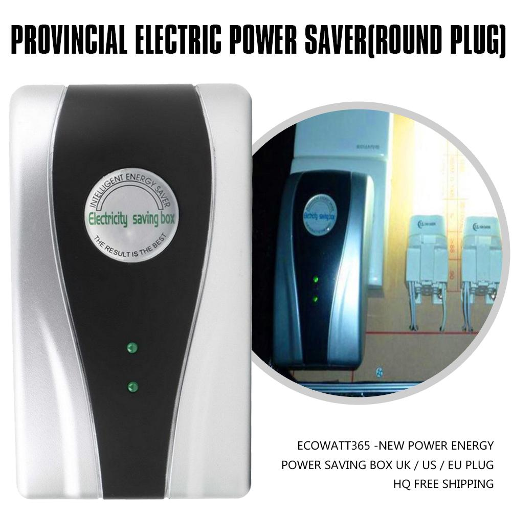Power Electricity Save Saving Energy Saver Box Save Device 15KW EU Plug HOT MT
