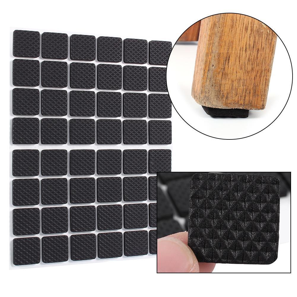 48pcs Del Uno Mismo Piso Adhesivo Antideslizante Protectores Sof  ~ Como Limpiar Suelo Antideslizante