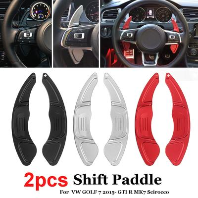 Wheel Shift Paddle Shifter Extension For Volkswagen Golf7 Scirocco Sagitar GLI R