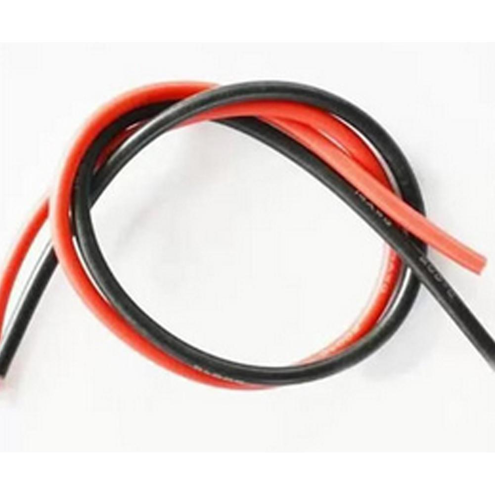 2M AWG weichem Silikon biegsamen Draht Kabel 12 AWG 20 – zu den ...