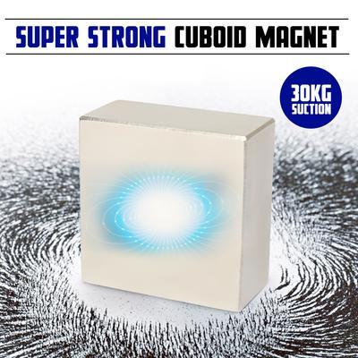 PW/_ 50x10x5mm Super Strong Rare Earth Neodymium Long Bar Block Motor Magnet NE