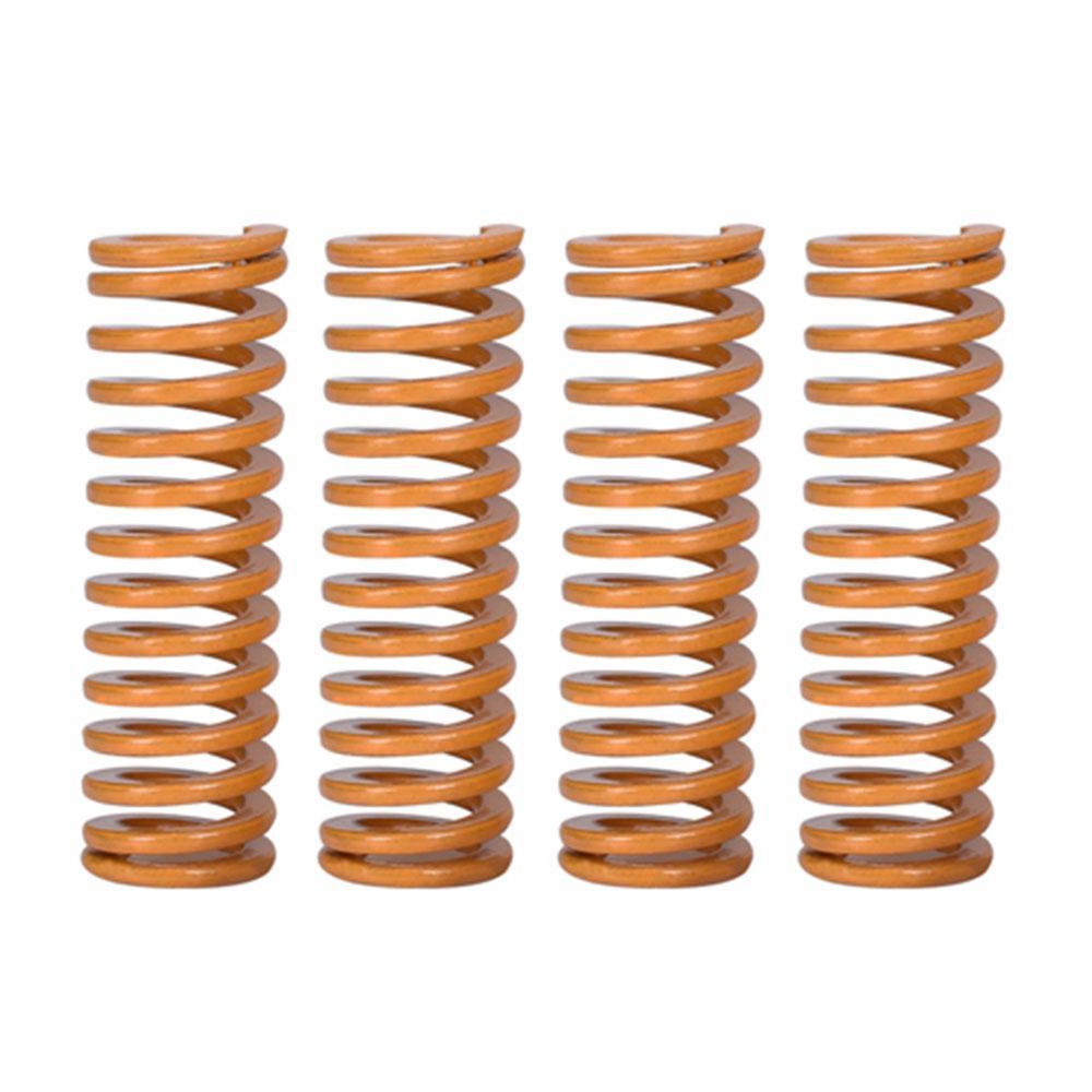 4pcs*Creality Upgraded Leveling Nut Hot Bed Spring For Ender 3 Ender 5 CR-10