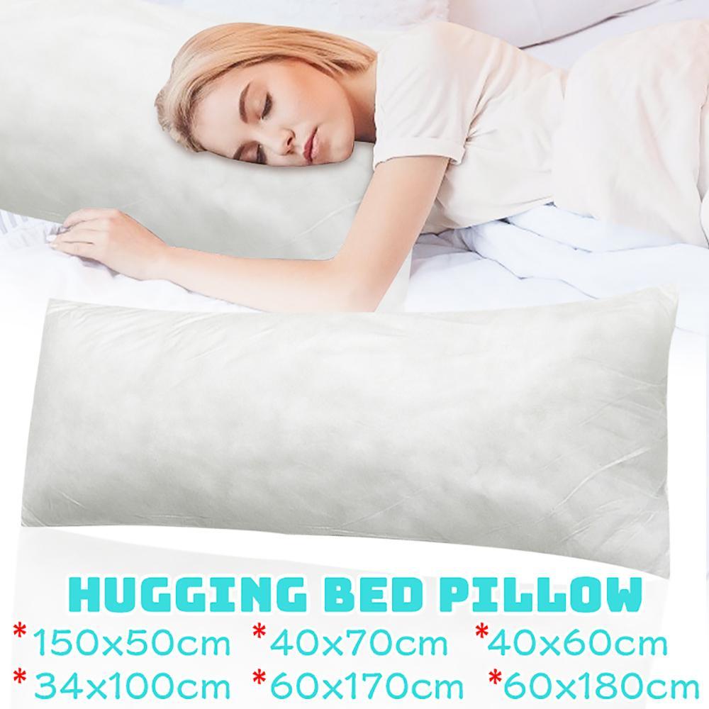 NEW Fashion Anime Dakimakura Hugging Long//Short Pillow Inner Body Cushion White