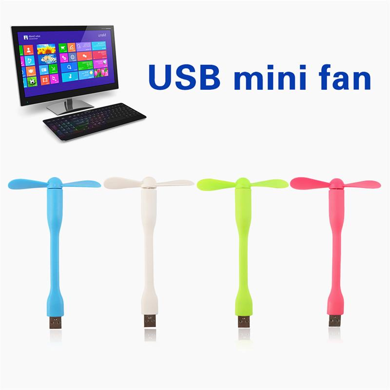 Fans Home Appliances Sweet-Tempered 1pc Usb Cooling Fan Desk Mini Fan Notebook Laptop Handheldl