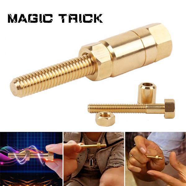 Nut and Bolt Close Up Magic Street Magic Children Kid Magician Easy Magic Tricks