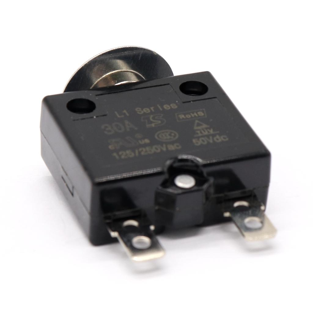 5 Amp Thermal Push Button Circuit Breaker 250v for sale online