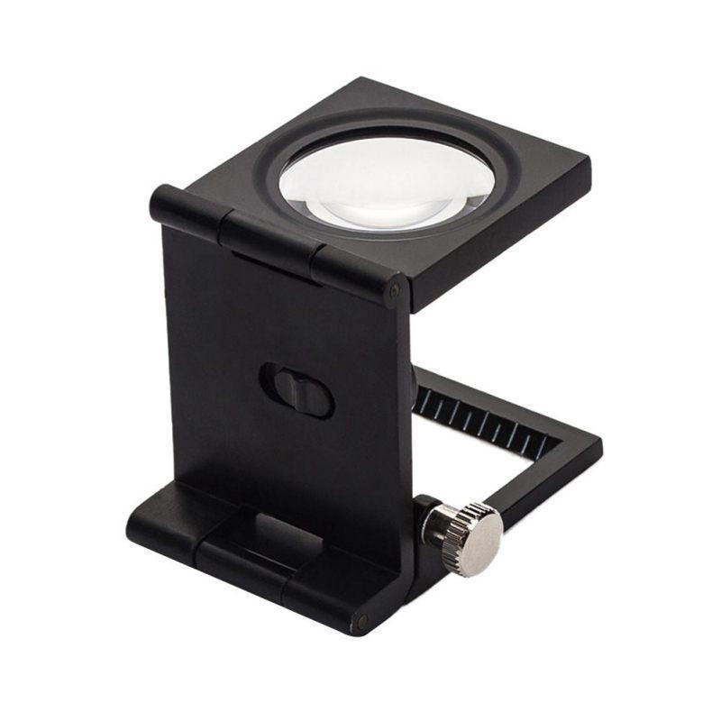 Lente ingrandimento 10X 20X 3 LED Light Handheld Magnifier Reading Magnifying