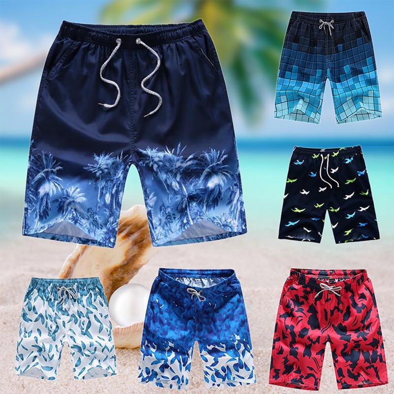 Летний стиль Мужчины Пляж Шорты мужчины короткие брюки Причинные шорты шорты Шорты Tracksuit брюки фото
