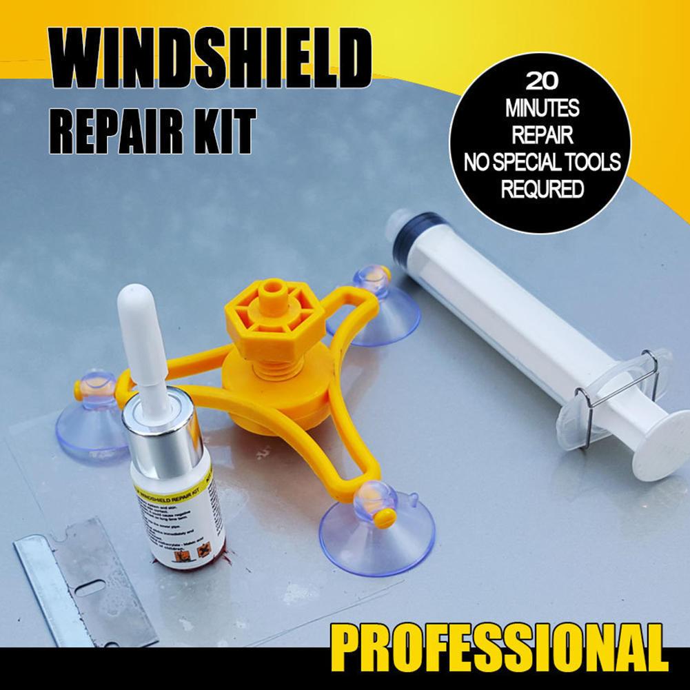 Auto Auto Glas Frontscheibe Windschutzscheibe Instrument Repair Kit ...