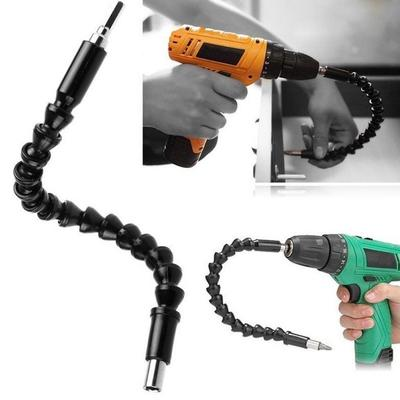 200mm Flexible Shaft Extension Screwdriver Drill Bit Holder Connecting Link Tool