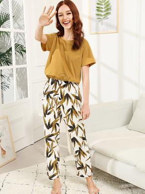 Women s Allure Silk Satin 3 Piece Sleep Suit 3PCS Pajama Sets Sleepwear. Buy.  AD 139475c19