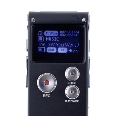 Cimva 8GB CL-R30 650Hr Digital Voice Recorder Dictaphone with U Disk FunctionLYP