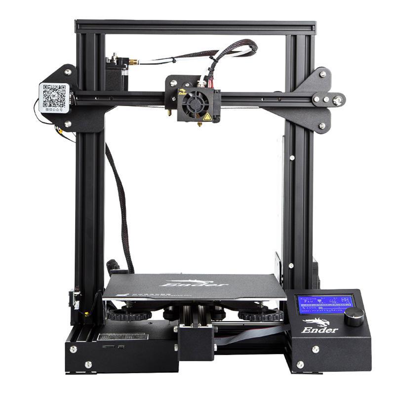 Creality Original Replacement 3D Printer Full Assemble MK8 exturder Set for Ender 3//Ender 3X//Ender 3 Pro