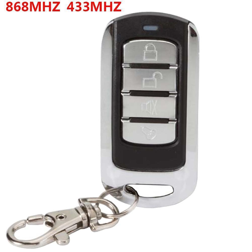 433 MHz Universal Clonage Electric Gate Garage Door Remote Control key Fob CLONER