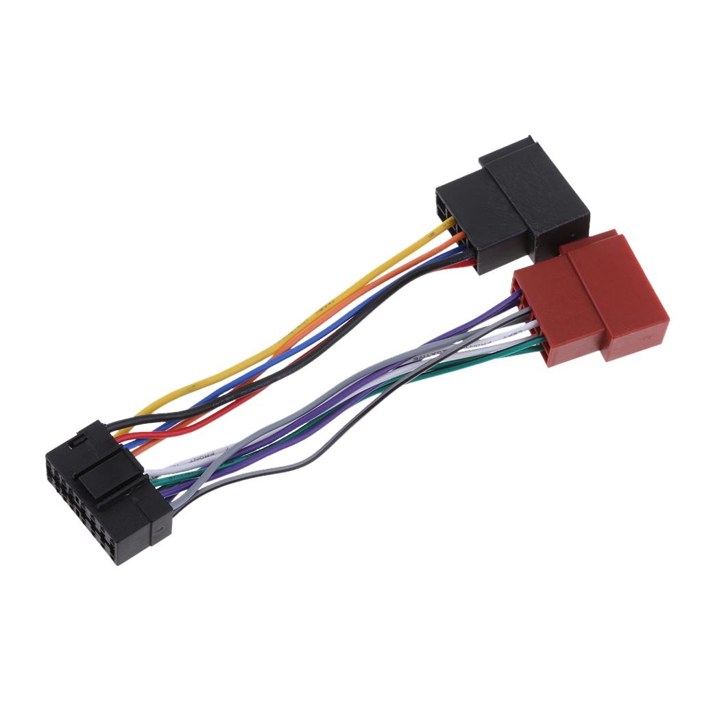 MagiDeal Universal Car H4 Headlight Female Socket 3 Wire Wiring Harness Connector