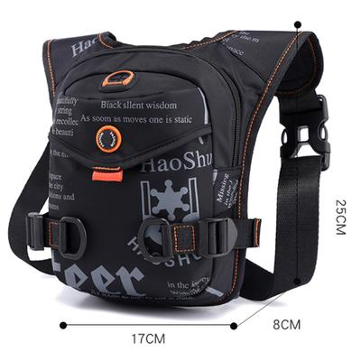 Outdoor Waist Pack Pouch Multi-function Camping Hiking Bag Crossbody Riding Bag
