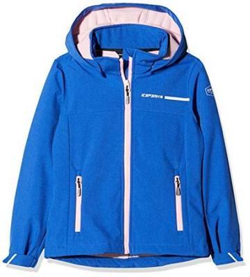 Icepeak Girls Kensett Jr Softshell Jacket