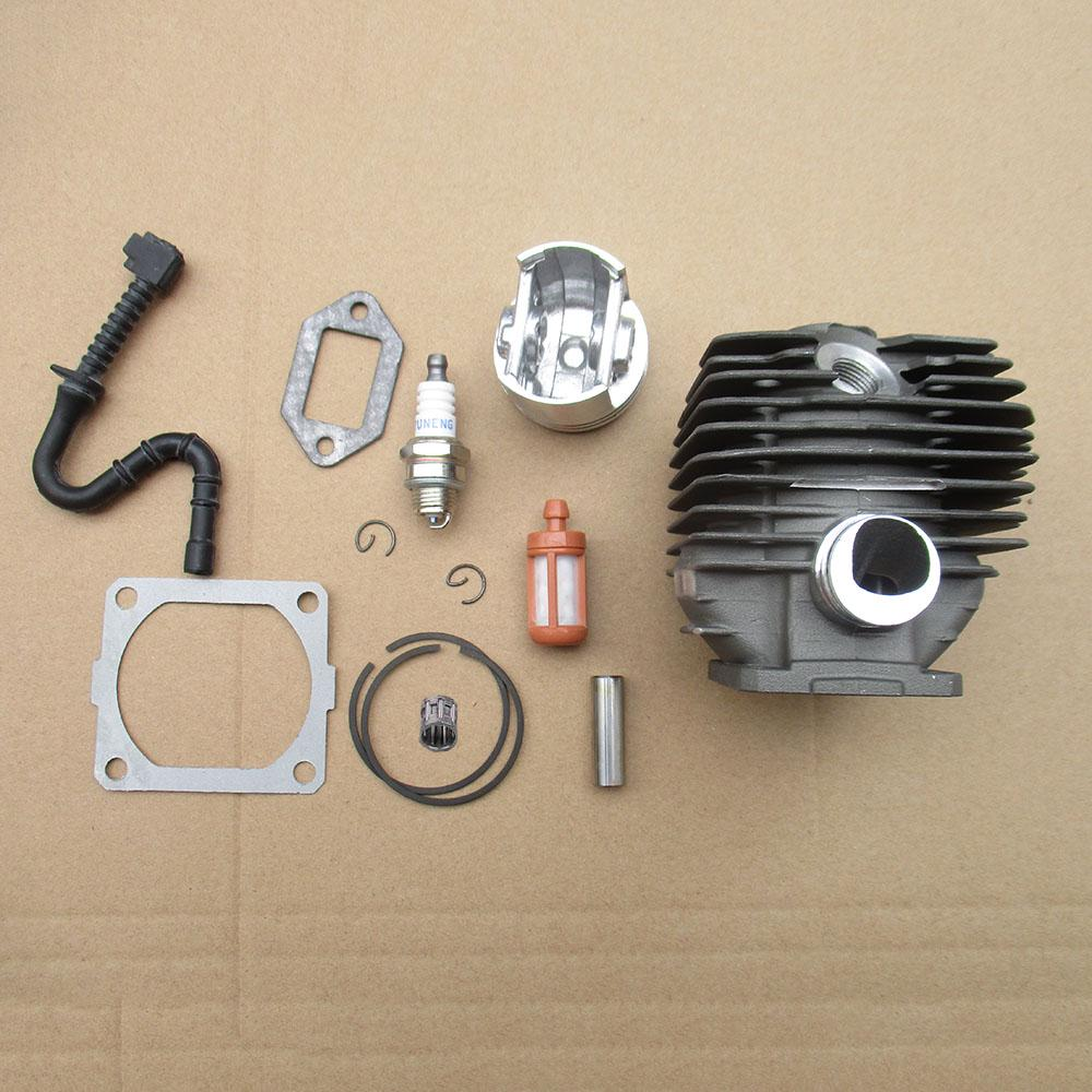 Cylinder Carburetor Tune-Up Kit For Stihl 028 028AV Super Chainsaw 1118 020 1203