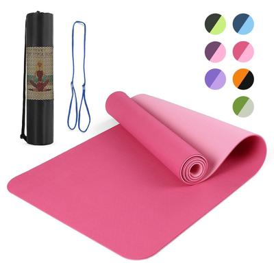 Yoga Mats Color Yellow Prices Insluding Delivery From