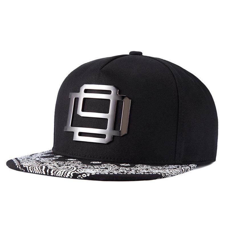 Sombreros Gorras Planas Hip Hop Cap Snapback Hip Hop sombrero ... ac93dbd015a