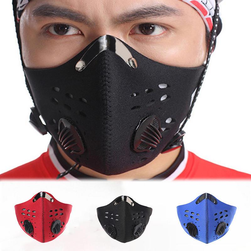 Windproof Dustproof Cycling Face Masks Mtb Bike Riding Outdoor Sports Masks