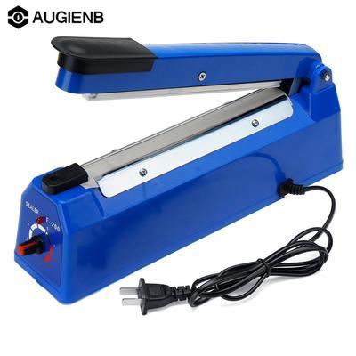 """8"""" 12"""" Impulse Manual Heat Sealer 300/20Mm Plastic Poly Bag Hand Sealing Vacuum Sealer Machine"""