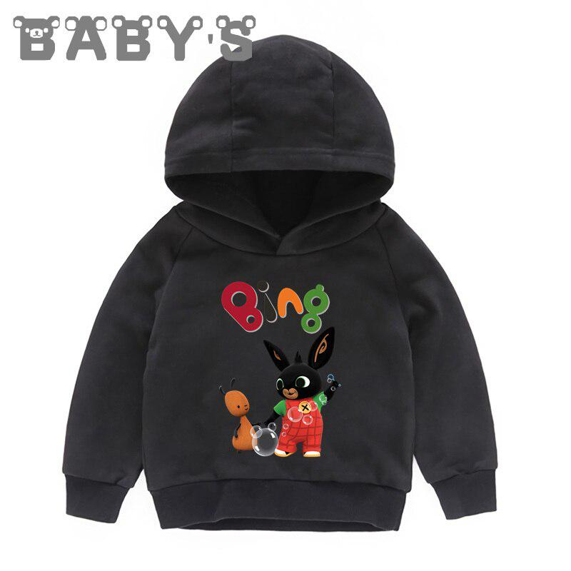 GOOWROM Baby Clothes Toddler Girl Hooded Sweatshirt Infant Hoodie Printed Floral /& Robot