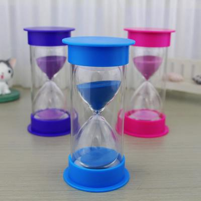 15 Minutes Sand Glass Sandglass Hourglass Timer Clock Desk Decor for