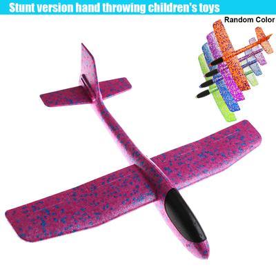 4214b70b8ef3b3 Main de mousse EPP jeter Convolution avion plein air de lancement durables  planeur avion enfants jouet