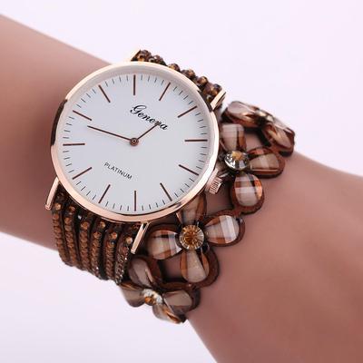 55d789b630d Moda lazer Womens quartzo pulseira relógio cristal diamante pulso relógio  eletrônico shopping