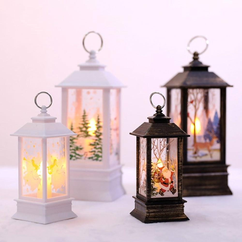 Set of 36 Christmas LED candlestick ornament Teacher gift Lights for Christmas tree Holiday lights Secret Santa gift Gift under 20
