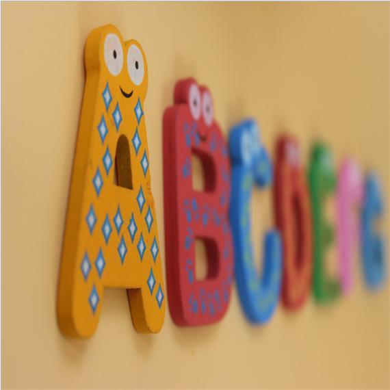 Russisches Alphabet Buchstaben Kühlschrank Magneten Baby Bildung ...