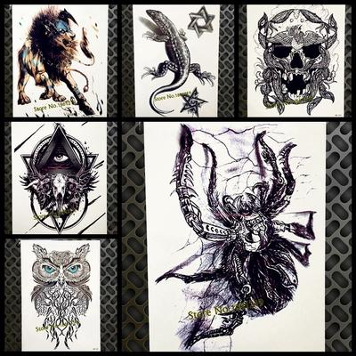 Tattoo Stickers Body 3d Robot Arm Temporary Art Removable Tattoos Buy At A Low Prices On Joom E Commerce Platform