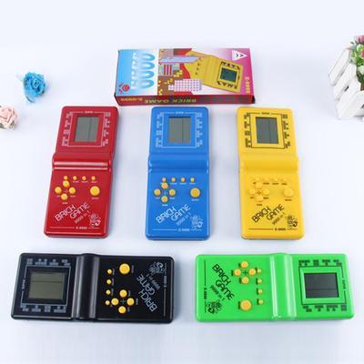 Pasatiempos Y Juguetes Para Ninos Consola De Juegos Tetris Juguete