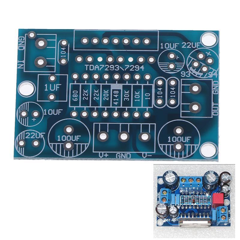 TDA7293 TDA7294 100W Mono Audio Power Amplifier Bare PCB Board Single Channel