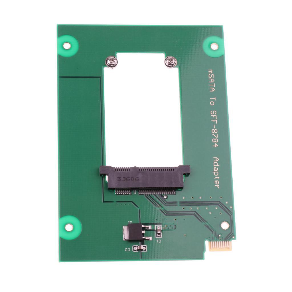 WD Blue UltraSlim SATA3 HDD WD5000MPCK SFF-8784 to SATA 22 Pin Adapter