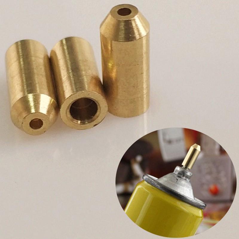 Home Use 2Pcs Flints 1pc Triple Flint Spark Lighter Welding Gas Torches