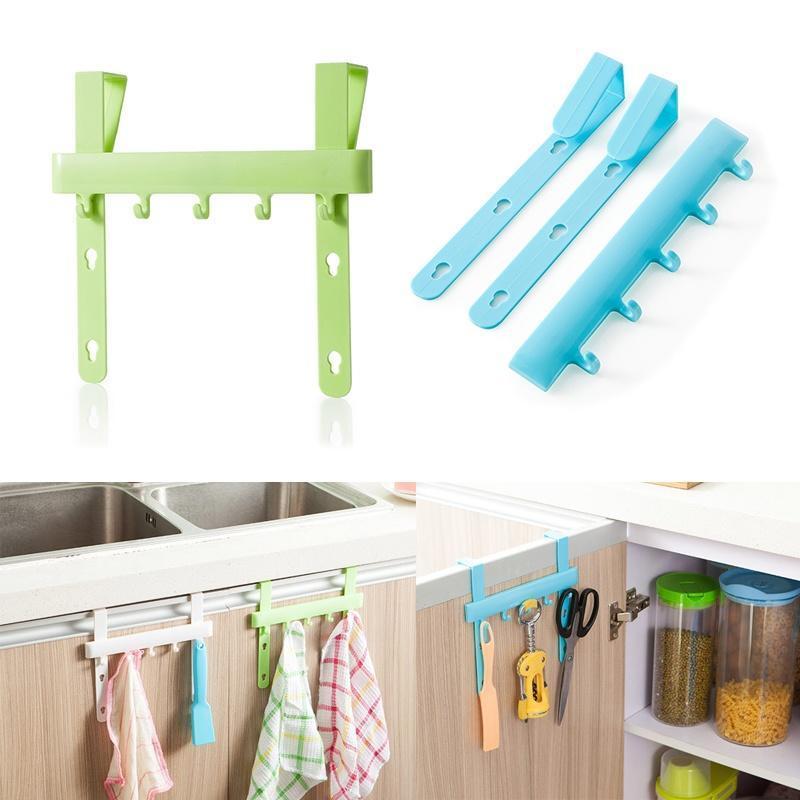 Küchenschrank Tür Trash Rack Haken Hängeaufbewahrung – günstig im ...