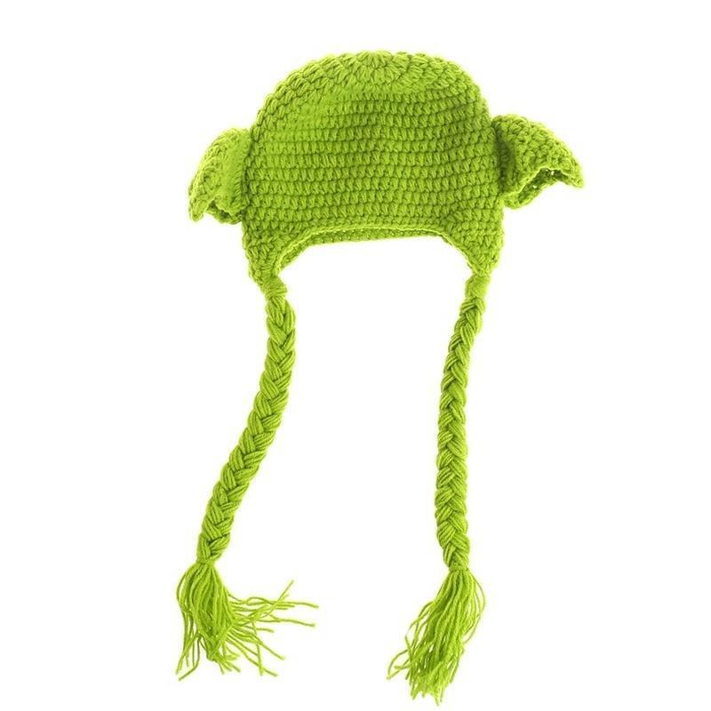 HandGARe de punto bebé Star Wars Yoda disfraz sombrero recién ...
