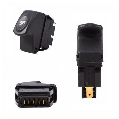 illuminated 5 pins power windows switch for bmw e23 e24 e28 e30 6pins 12v electric auto window control power switch for renault