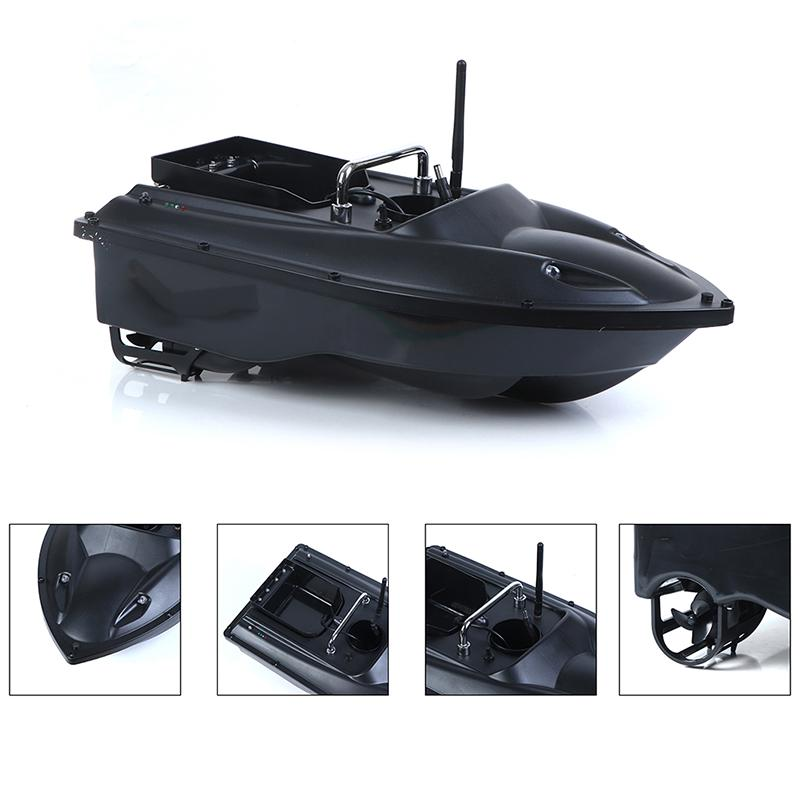 500M Wireless RC Fishing Bait Boat W//2 Batteries Fish Finder Boat Ship Speedboat