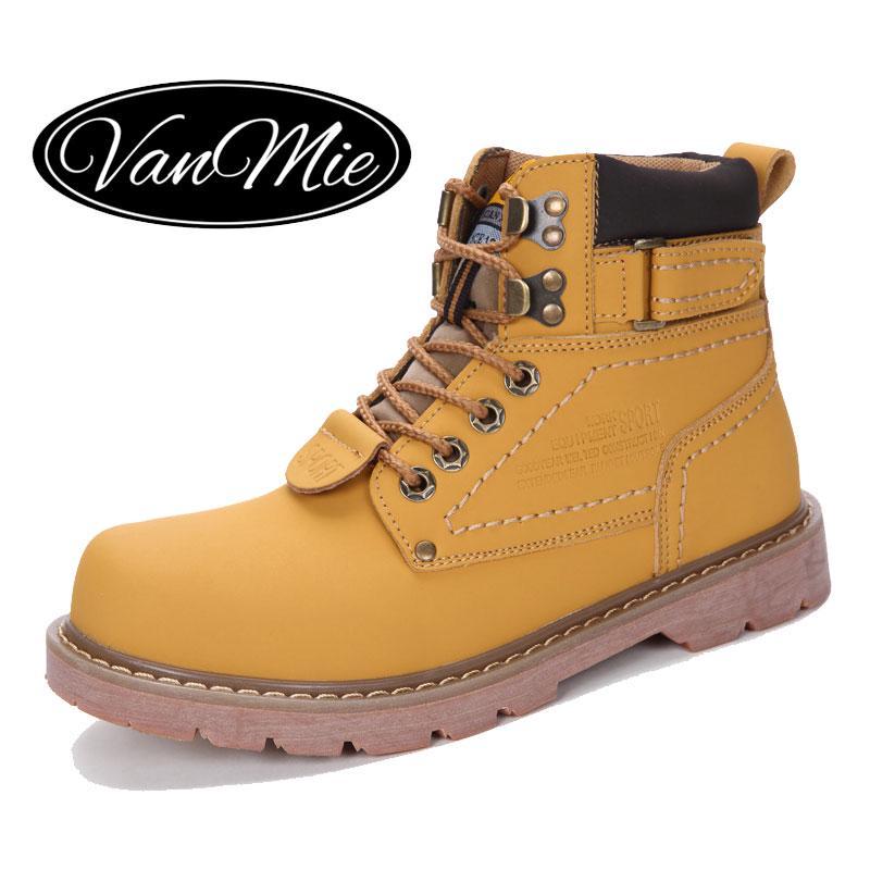 Пінетки взуття чоловіків Чоботи чоловічі сніг щиколотки теплий хутро ... c352ef1c615e6